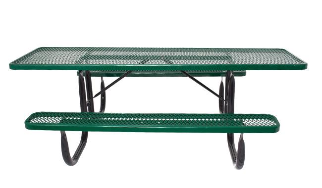 BYO Series ADA 8' Picnic Table - Single
