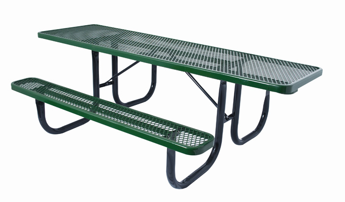 BYO Series ADA 8' Picnic Table - Double