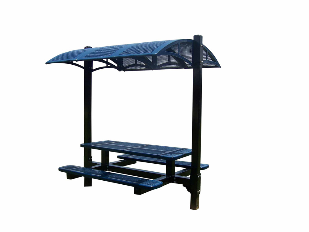 Thermoplastic Picnic Tables Coated Metal Picnic Tables