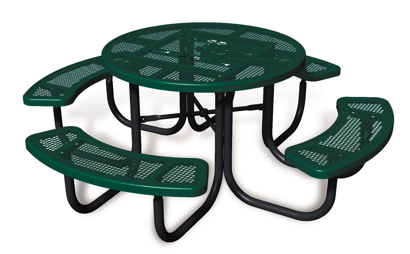 Dog Park Picnic Table