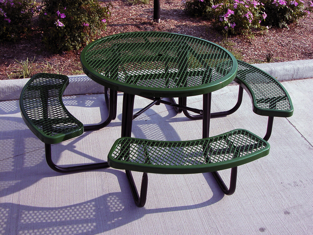 358 round table portable