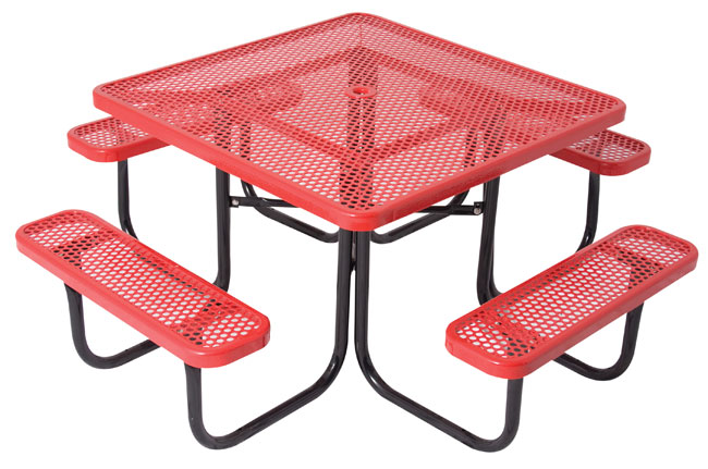 BYO Brand Square Table