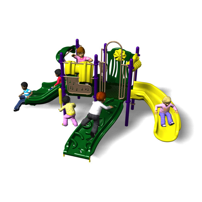 Playground Equipment for ages 2-5