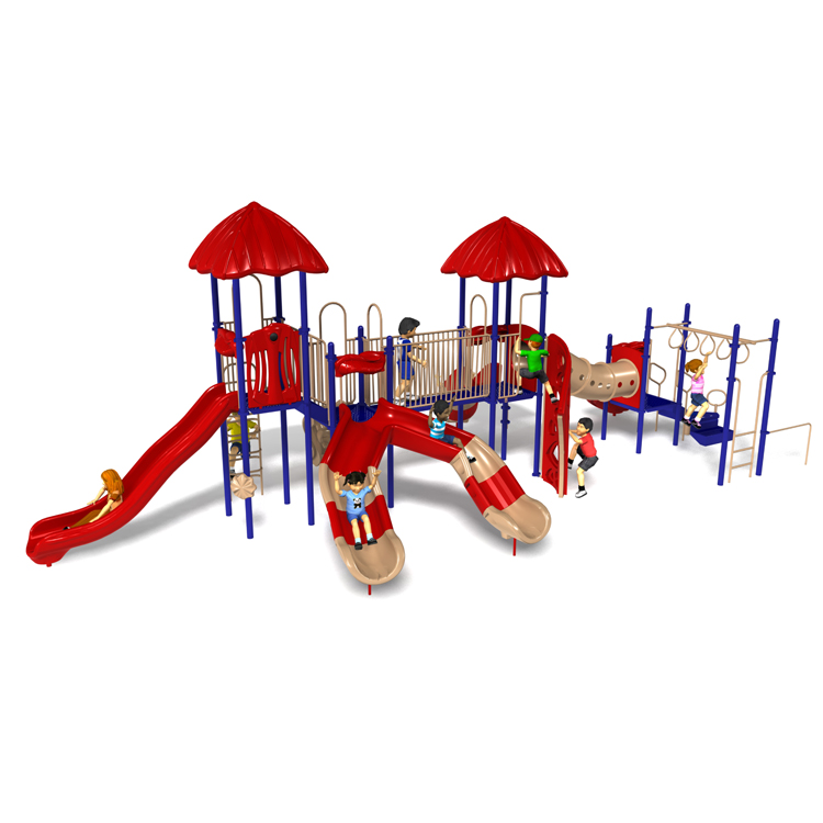 Red Baron Playground Structure