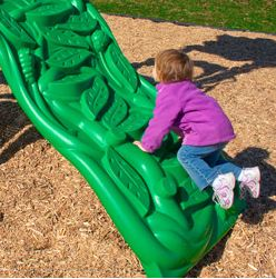 Discovery Center 4 | Outdoor Play Equipment