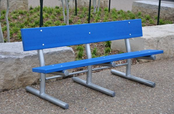 The Maddie Bench - Blue