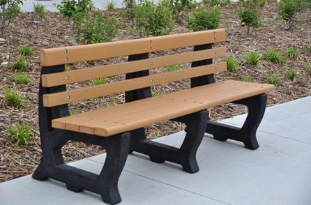 Park Avenue Bench