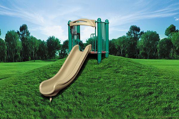 Hillside Velocity Slide