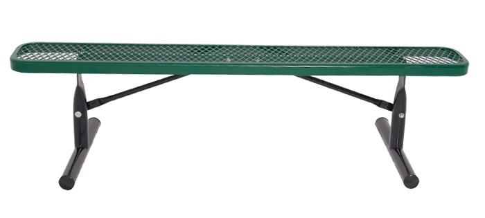 BYO Series Diamond Backless Bench