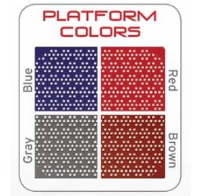 Platform Color Options