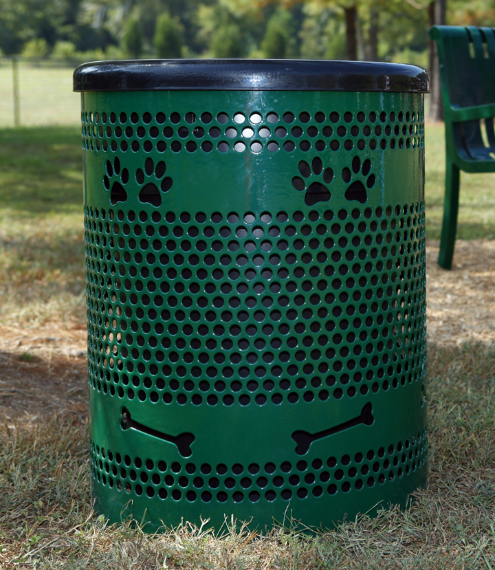 Tidy Up Trash Receptacle