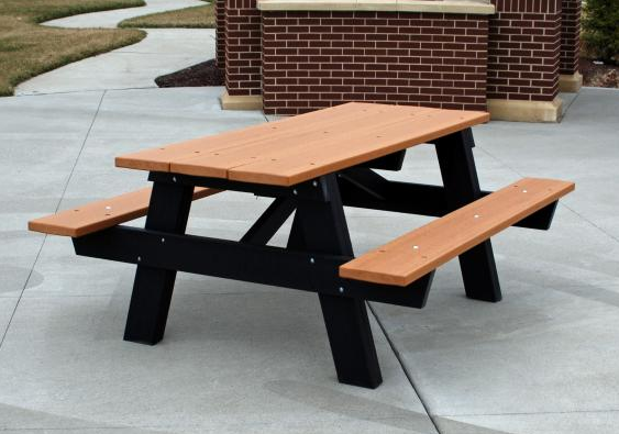 ADA A-Frame Picnic Table