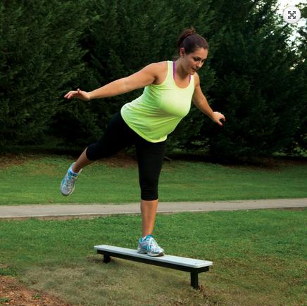 Balance Plank