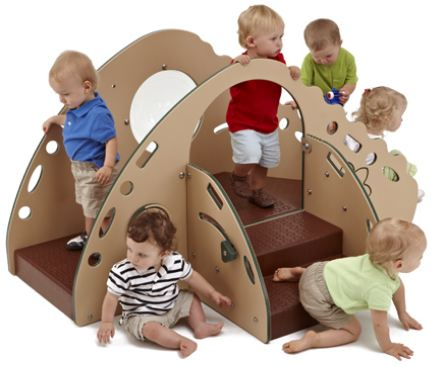 Crawl Bridge Infant Climber