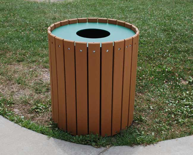Commercial Garbage Can