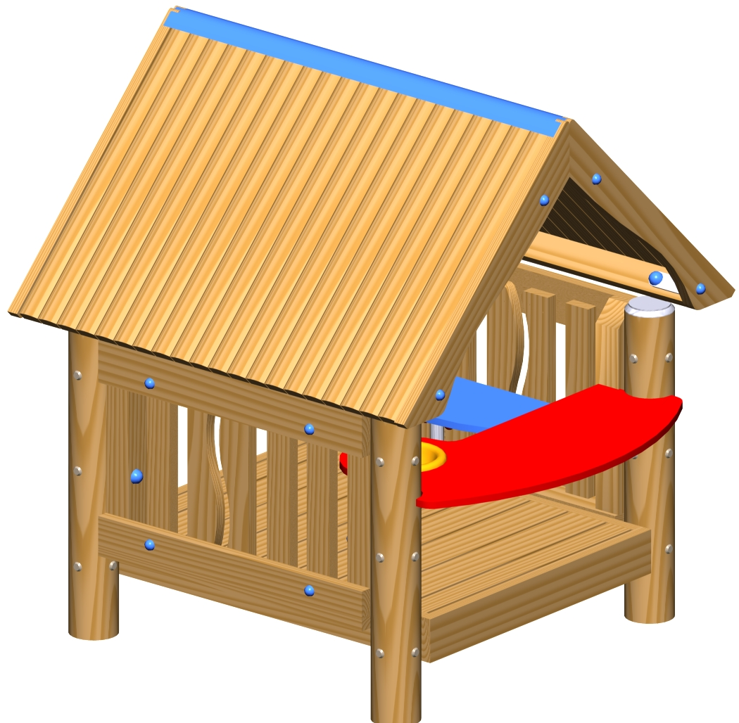 Compact Playhouse W 3