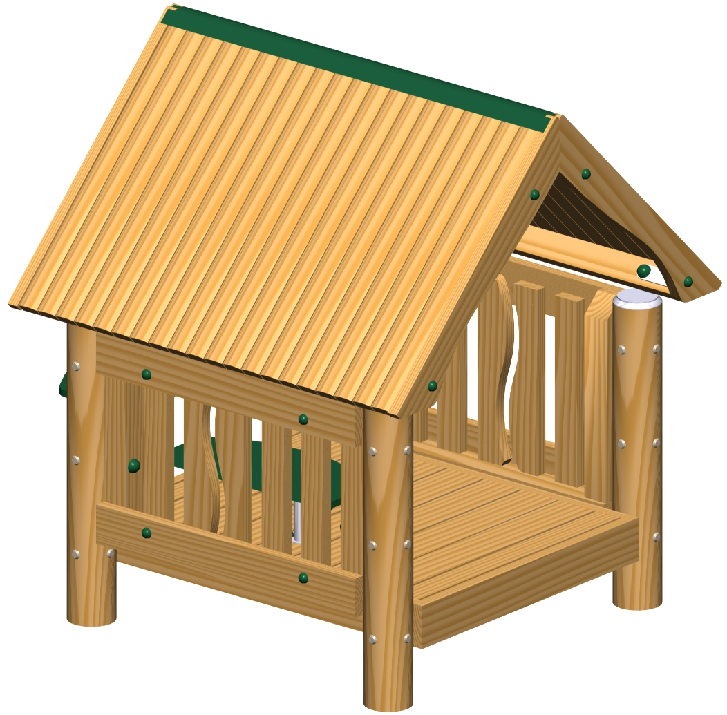 Compact Playhouse W 4