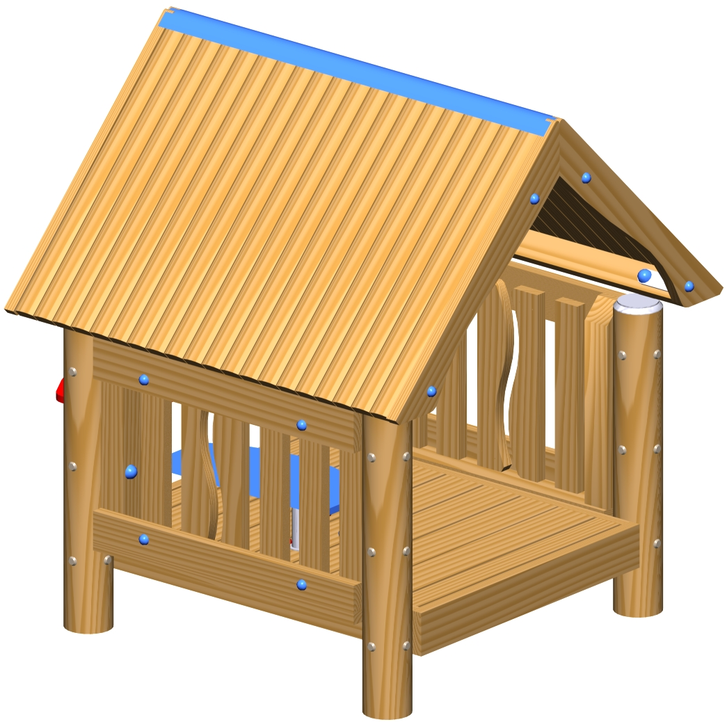 Compact Playhouse W 2