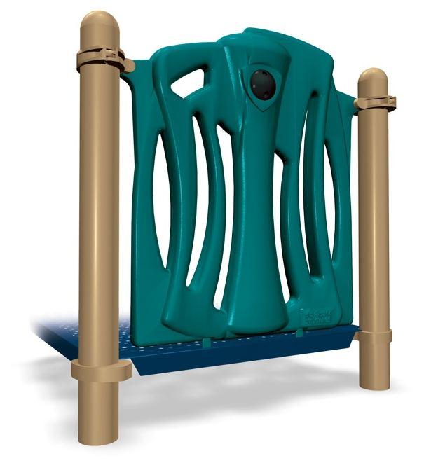 Enhanced Barrier with Rain Wheel