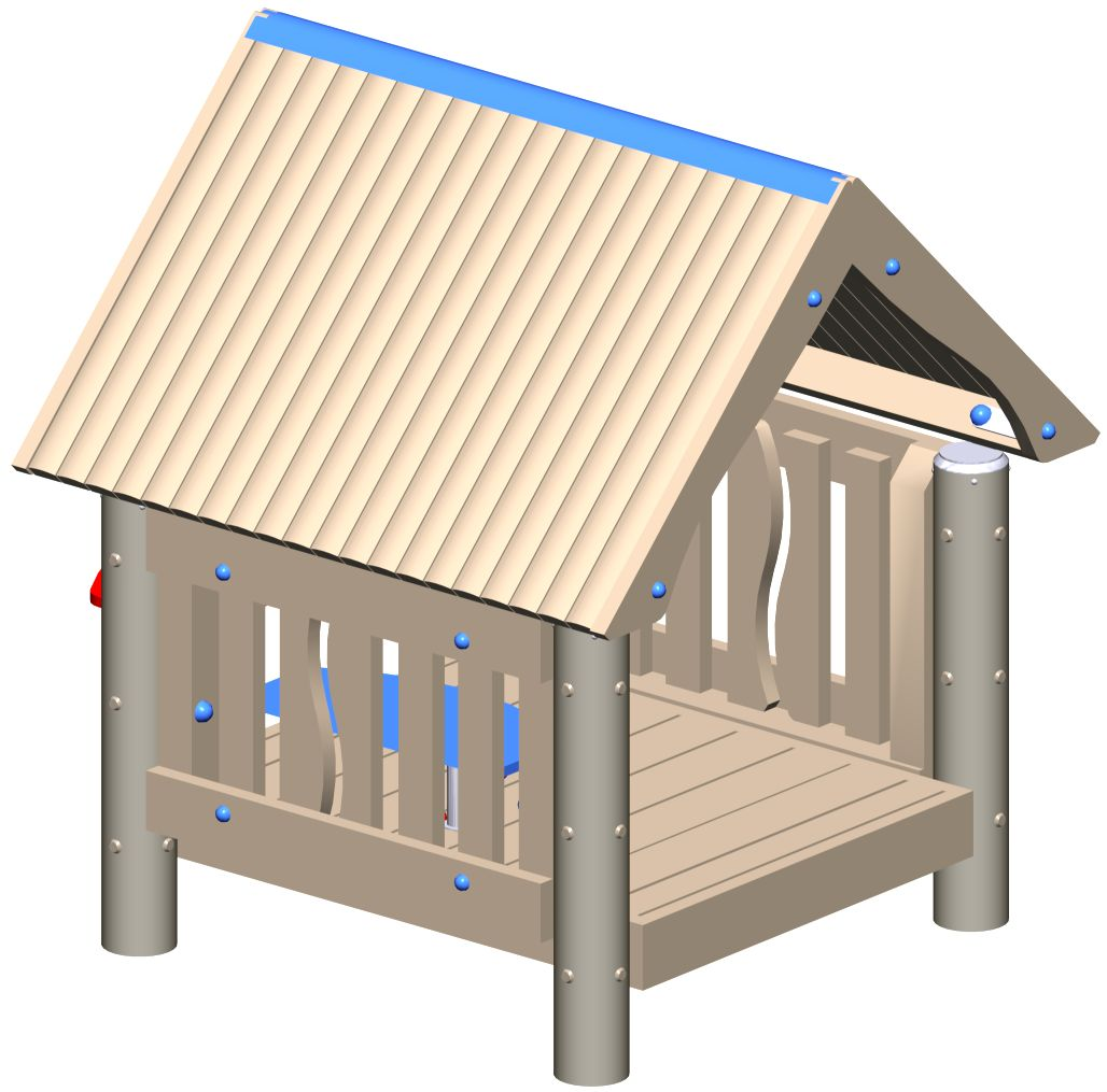 Compact Playhouse M/P