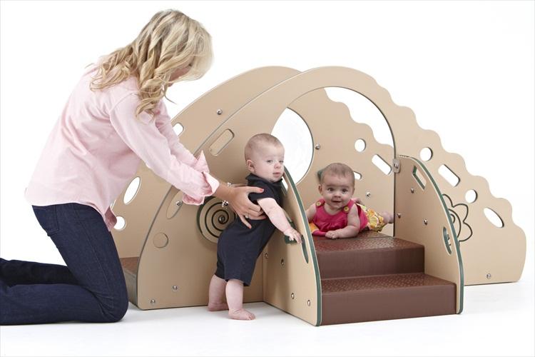 Crawl Bridge Infant Climber