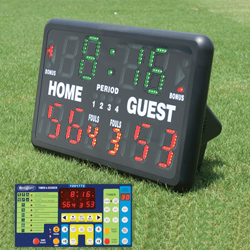 Portable Tabletop Scoreboard