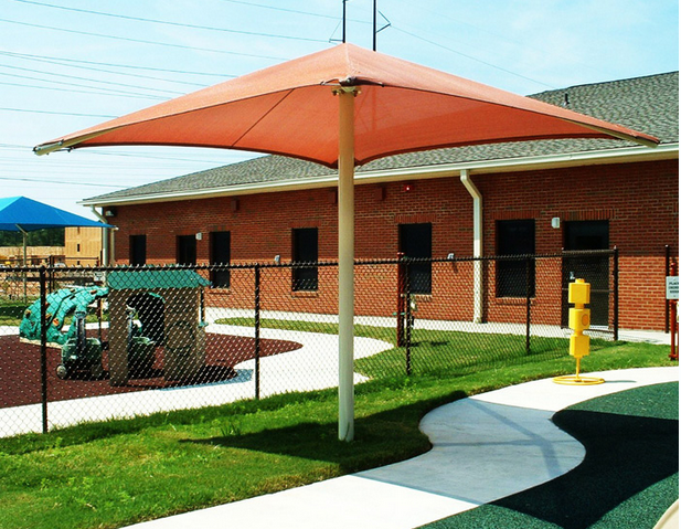 Byo Canvas Shade Structures Playground Shade Structures