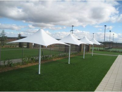 Outdoor Commercial Umbrellas