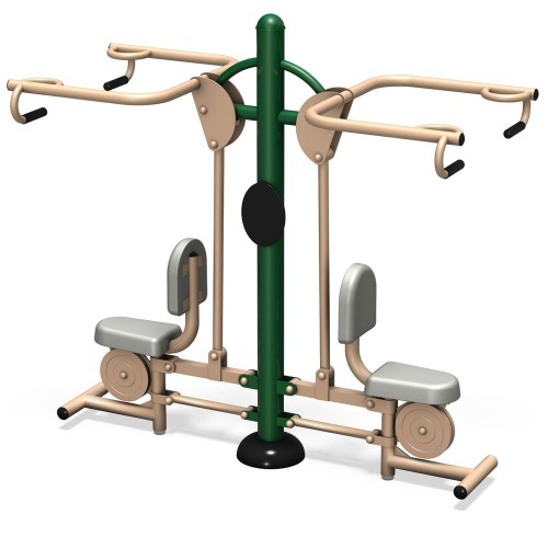 Double Lat Pull Down - Essentials Series