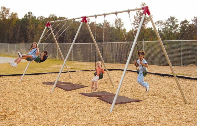 Image result for playground swings