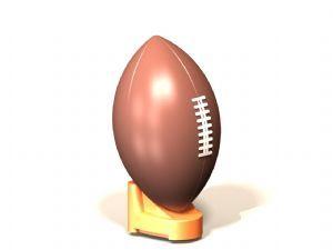 Football Bollard