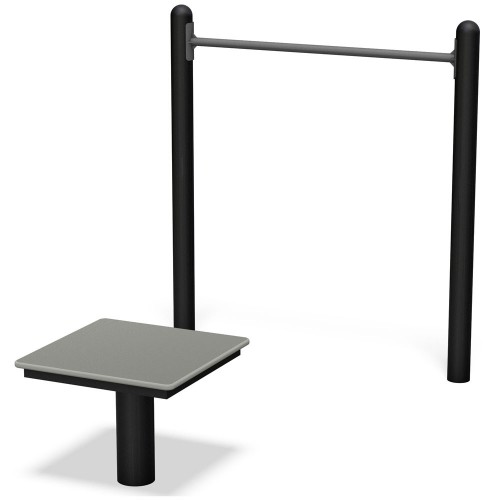 Horizontal Chin-Up Station - Fit Series
