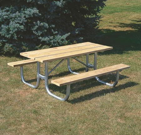 Wooden Picnic Table for Sale