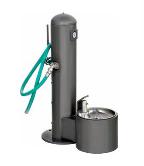 Pet Fountain Washing Station together with Free Standing in addition Outdoor Products Outdoor Trash Cans And Tops 301074 also Stainless Steel Waste Receptacle furthermore Safco 9618 Tall Rectangular Wastebasket Set Trash Can 3 Pack g481885. on commercial exterior trash receptacles