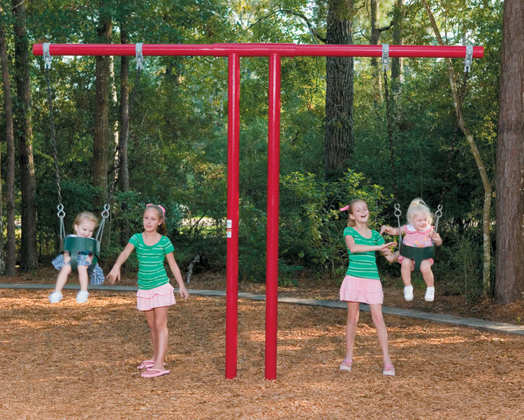 Commercial Swing Sets Heavy Duty Swings Amp Replacement Parts