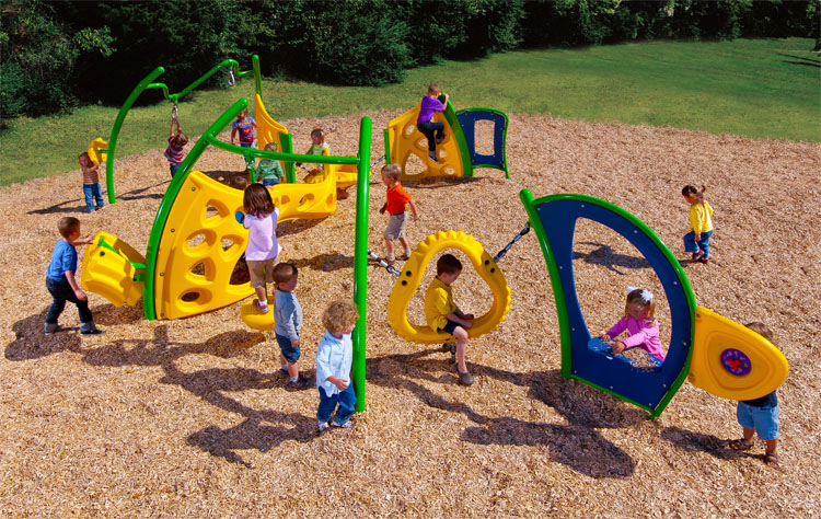Commercial Playground Equipment from BYO Playground