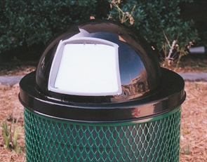 Steel Round Dome Top