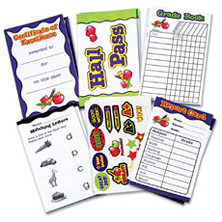 Learning Resources Pretend Play School Set Accessory Kit