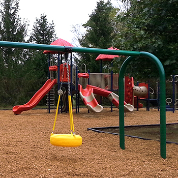 playground at church of the transfiguration