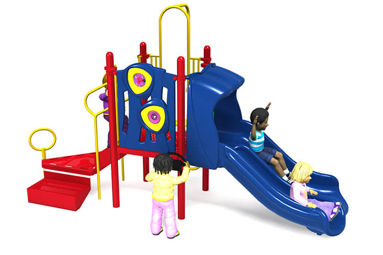 amazing race playground set