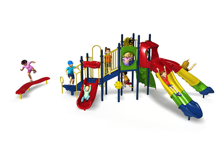 coconut grove playground set