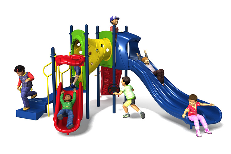 play parade playground set