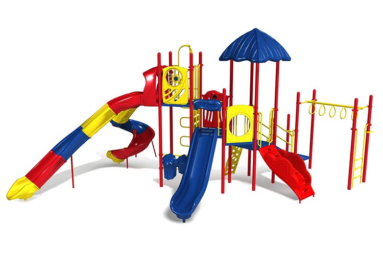 razzle dazzle playground equipment