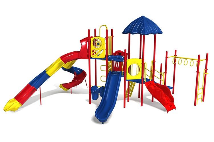 razzle dazzle playground equipment