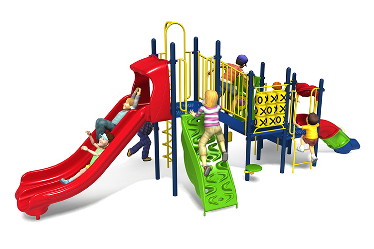 solar flare playground equipment