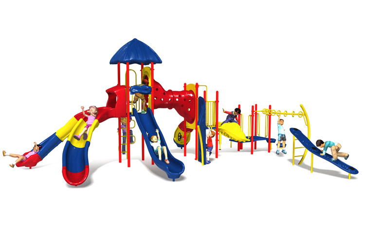 titan tower playground equipment