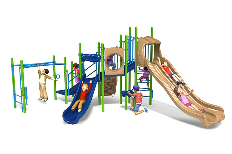 treasure-hunt playground equipment