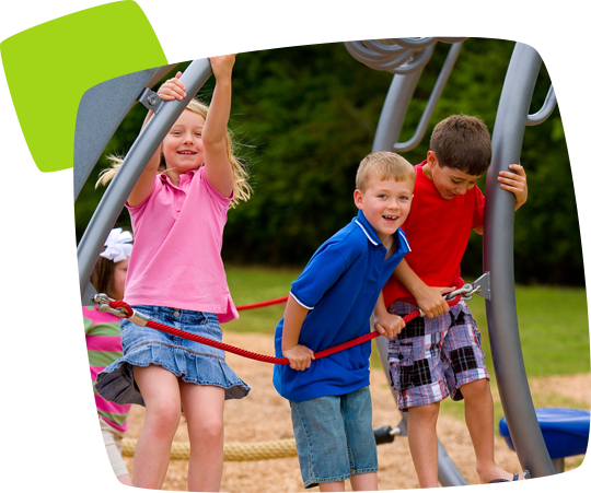 playground climber rope safety